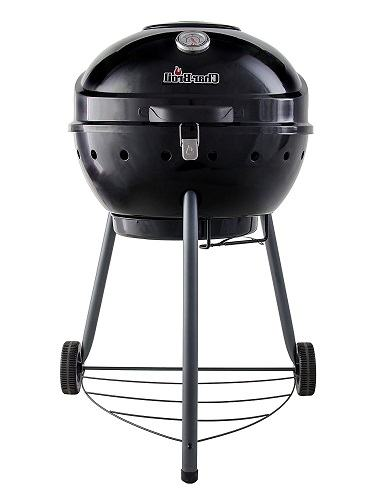 Char-Broil TRU-Infrared Kettleman Charcoal Grill