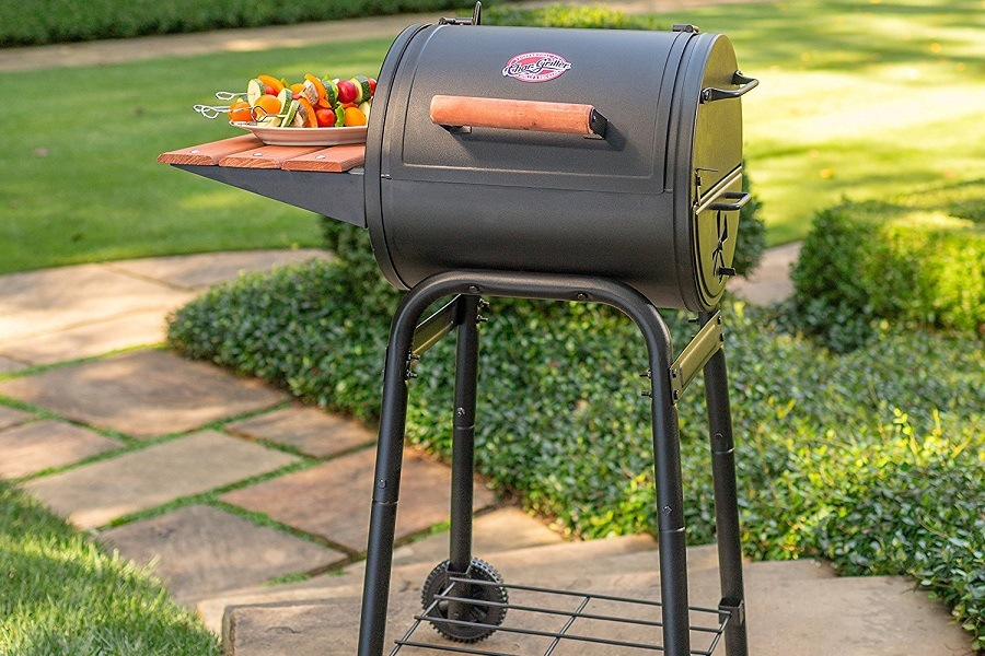 Char-Griller 1515 Patio Pro Charcoal Grill Review